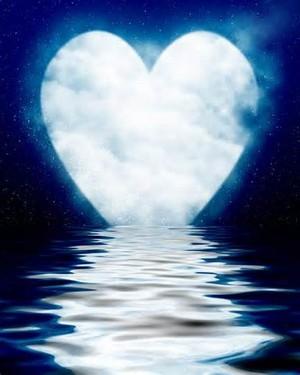 심장 moon