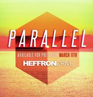 heffron drive -parallel