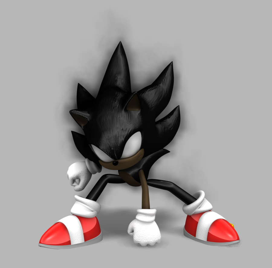 Dark Super Sonic Images Hi Friends HD Wallpaper And Background Photos