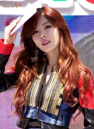 hot Hyuna*.* ☜❤☞