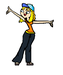 jayla austin's drawings - total-drama-island icon
