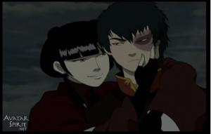 mai and zuko