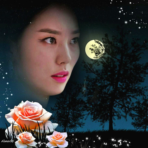 MASTER'S SUN KDRAMA Обои probably containing a bouquet titled master's sun imikimi