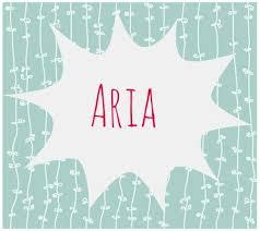 Aria ♥ ♥ ♥ ♥