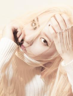 Krystal 'Red Light' éditer