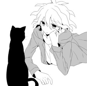 Nagito Komaeda-------♡