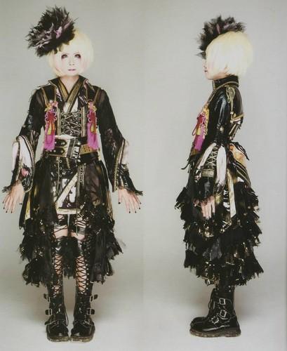 Kiryu 己龍 wolpeyper entitled Hiyori
