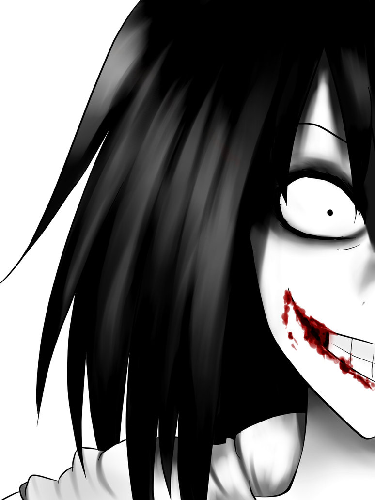 Jeff The Killer Creepypasta Anime