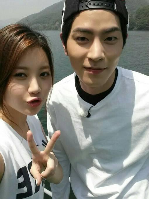 Yura and Hong Jong Hyun - We Got Married (우리 결혼했어요) Photo