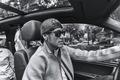 neymar driving