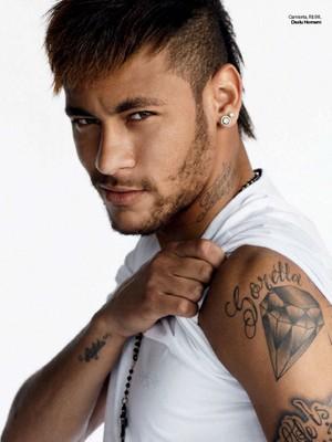 neymar handsome