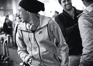 neymar in beanie