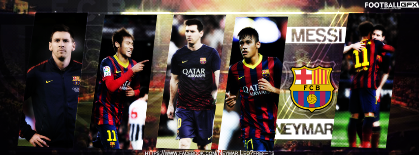 Neymar Images Nd Messi Wallpaper And Background Photos