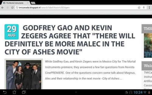 Alec & Magnus 壁紙 called ohhh god....