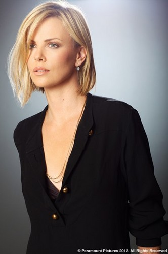 Charlize Theron wallpaper with a well dressed person and a portrait titled photosession