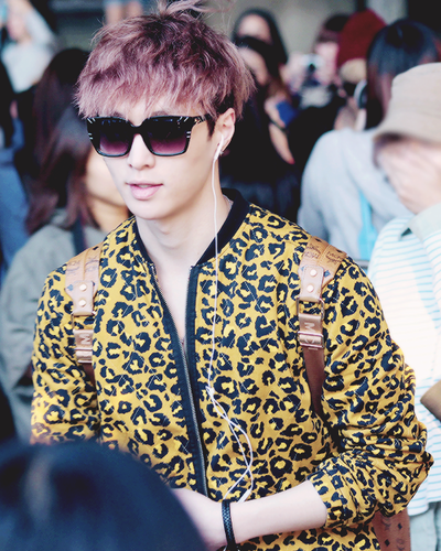 EXO wallpaper containing sunglasses called sexy Lay☜❤☞