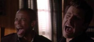 shawn and gus screaming