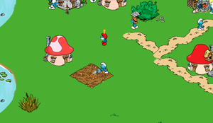 smurfs an awesome game