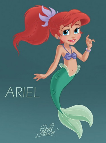 Ariel wallpaper possibly containing anime entitled the little mermaid
