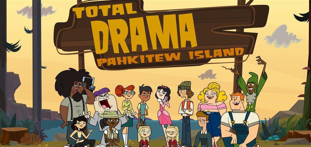 total drama pahkitew island cast - Total Drama Pahkitew