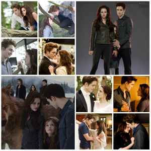 twilight Edward, Bella, Nessie