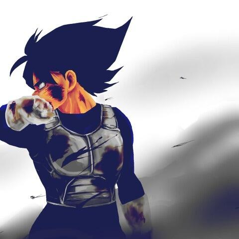 Dragon Ball Z wallpaper titled vegeta-sama