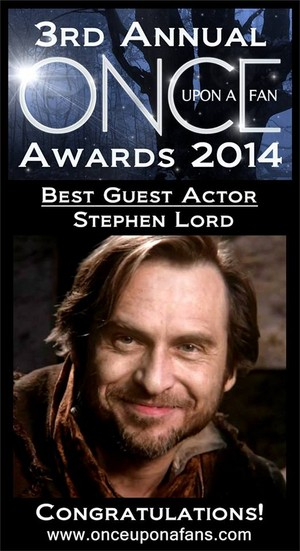 winners of 3rd Annual OUAT Awards 2014