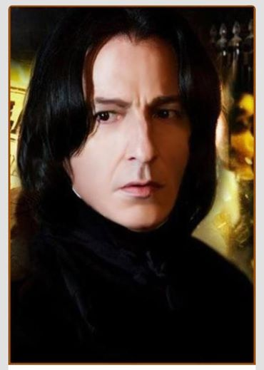 young Severus