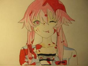 yuno drawing