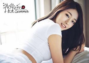 AOA's HOT Summer Teaser Image SeolHyun