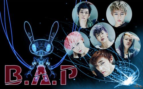 B.A.P Обои titled B.A.P
