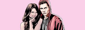 Comic Book Character Profiles | Thea and Roy