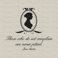 *Jane Austen* - jane-austen fan art