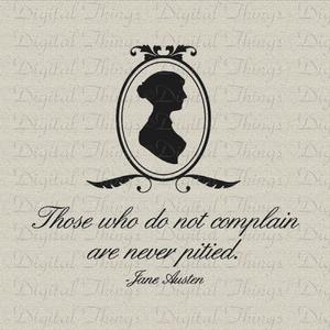 *Jane Austen*