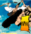 *Kirinji Attacks* - bleach-anime photo