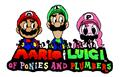 Mario/MLP Crossover - my-little-pony-friendship-is-magic photo
