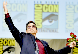 Marvel Studios Panel - Comic-Con International 2014