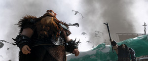 New movie pictures from HTTYD 2