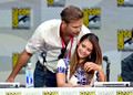 Nina Dobrev and Matt Davis