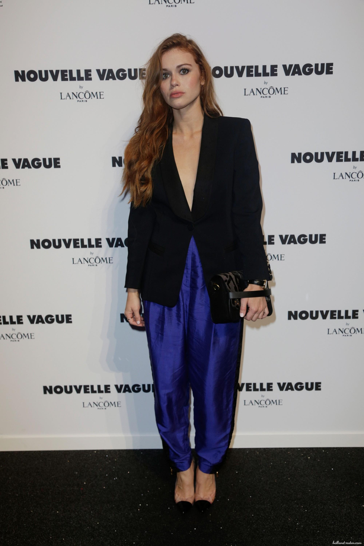 'Nouvelle Vague By Lancome' Party At Paris Fashion Week