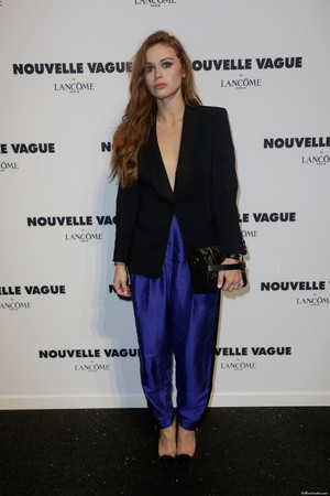 'Nouvelle Vague por Lancome' Party At Paris Fashion Week
