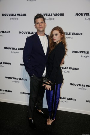 'Nouvelle Vague سے طرف کی Lancome' Party At Paris Fashion Week