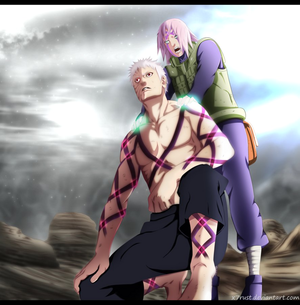 *Obito Sakura Gonna Save Sasuke*