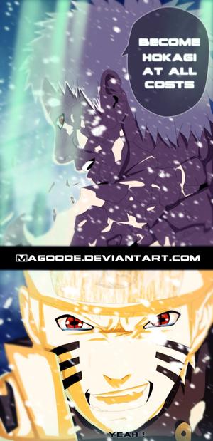 *Obito's Death : Become Hokage Naruto*