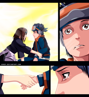 *RinXObito : I Have Been Watching You*