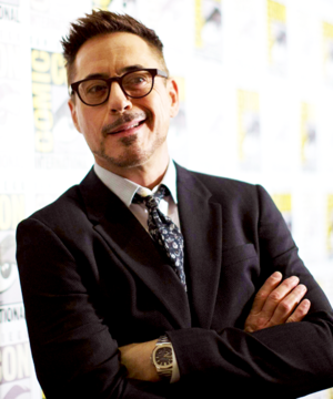 Robert Downey Jr at San Diego Comic-Con