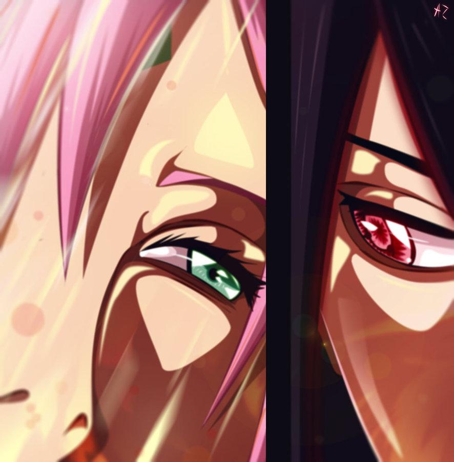 Sakura / Sasuke...