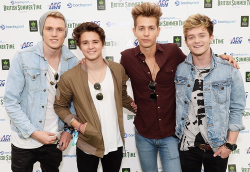 The Vamps wolpeyper called The Vamps