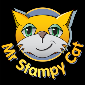 mr stampy cat!!