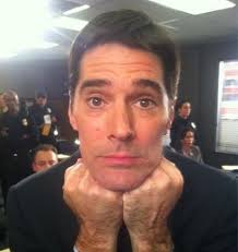 A Fawning Thomas Gibson over himself